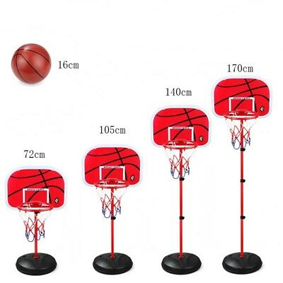 Christmas Gift Portable Indoor/Outdoor Adjustable Basketball Hoop System Stand