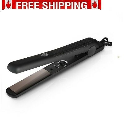 ElleSye Professional Ceramic Flat Iron Hair Straightener with (GEBY004ABUS-HA-1)
