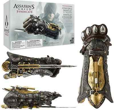 Assassin's Creed Syndicate Lama Phantom Hidden Blade Gauntlet Cosplay Ps4 Sale