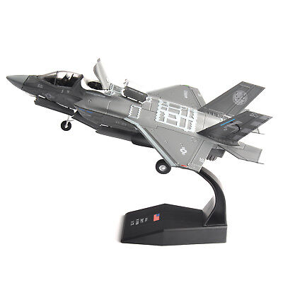 1/72 Scale USA 2017 F-35B Aircraft Model Diecast Fighter Plane Figure Toy Gift
