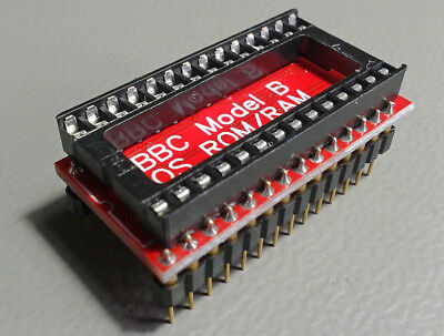 Acorn BBC (model A/B) Operating System RAM upgrade kit. Plug & play