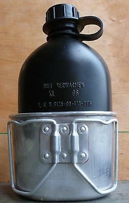 Dutch Army Water Bottle and French Mug