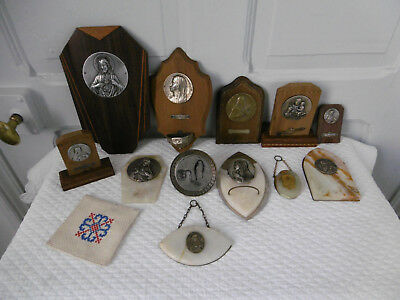 Lot d'objets religieux vintage / Lot of religious objects