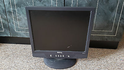 "BenQ FP747 17"" LCD Computer Monitor, VGC, Working"