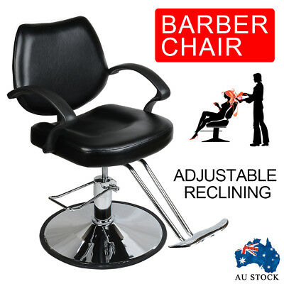 Adjustable Reclining Hydraulic Barber Salon Cutting Hairdressing Chair