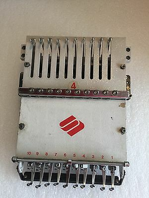 Melco EMT 10/4T Embroidery Systems NEEDLE CASE