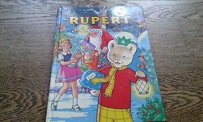 Rupert Annual 1992 Unclipped. Good Condition. Hardback