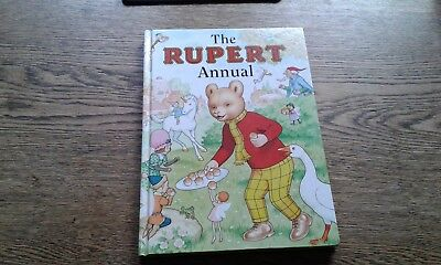 Rupert Annual 1998 clipped. Good Condition. Hardback