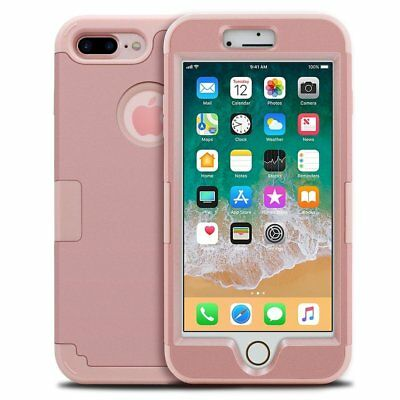 iPhone 8 Plus Case, Anuck Heavy Duty Protection iPhone 8 Plus Shock Proof Case