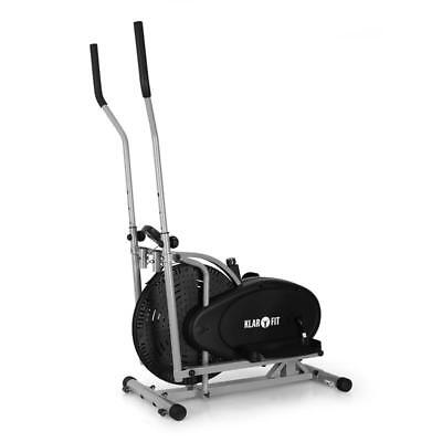 Klarfit Orbfit Basic Exercise Elliptical Machine Cross Trainer + Workout Display