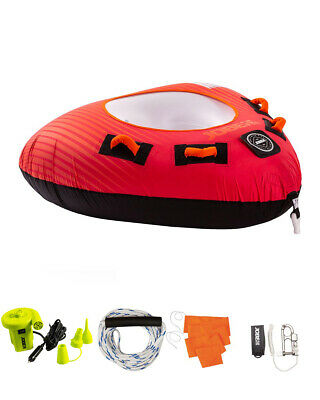 Gonfibiale Traino Jobe Rumble  Pack Set Completo  Water Sport Nautica