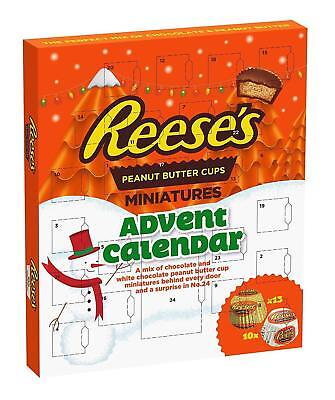 New Reese 39 S Peanut Butter Cups Chocolate Sweets Advent
