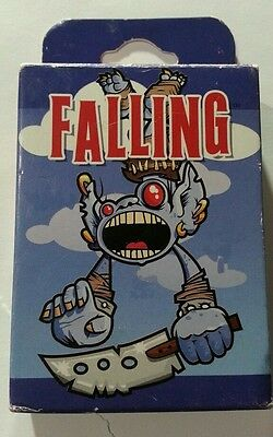 Paizo Titanic Games  FALLING GOBLIN EDITION Card Game by James Ernest