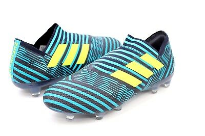 Adidas Nemeziz 17+360 Agility Fg Soccer Cleats Ink   Ylw   Blue Bb3677 Men 31712605e0d0