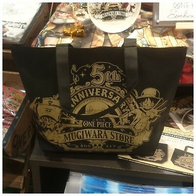 One Piece Mugiwara Store Fair -5th Anniversary- Eco Bag Shopper Set