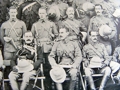 Earl of Airlie 12th Prince of Wales's Royal Lancers Magersfontein BOER WAR 1901