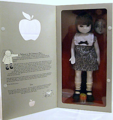 Little Apple Doll Etto - Series 2 - Number 5 - 2005 - Bigboystoys-1