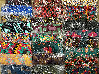 LuLaRoe Leggings MYSTERY PRINT OS One Size, PRINTS ONLY, NO SOLIDS SAME DAY SHIP