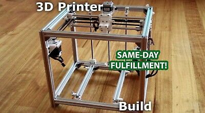 HyperCube 3D Printer T-slot Aluminum Frame 2020 Extrusions (made in Japan!)