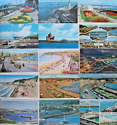 Postcards - ISLE OF MAN - DOUGLAS - (IOM1)