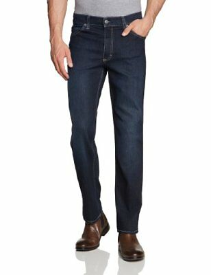 Mustang - Jeans straight, uomo Blu (Blau (old stone used 580)) 56 IT (42W/30L)