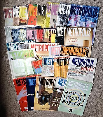 Lot 33 Metropolis The Urban Magazine of Architecture and Design 1990-1996