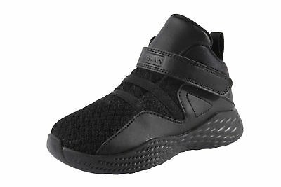 98f79f5057b JORDAN FORMULA 23 BT 881471-010 Hook & Loop Black Black Toddlers Boy's  Shoes - $48.99 | PicClick