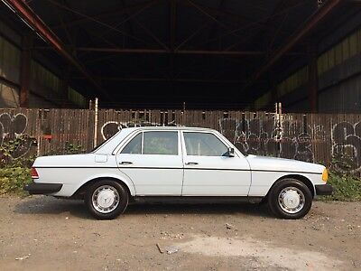 1979 Mercedes-Benz 300-Series  1979 Mercedes-Benz 300D - very well maintained, highly original, CA car