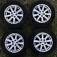 4x set Ford Falcon Futura Fairmont FG rims wheels mags FG XT XL XLS