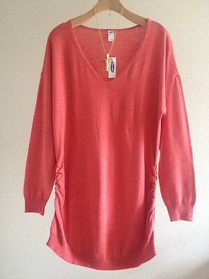 NWT Old Navy Maternity Rauched Sweater!