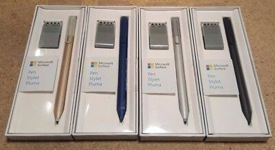 Microsoft Surface Pen with Tip Kit for Pro 3 / 4, Book, 2017 Pro, Studio Stylus