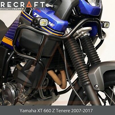 Yamaha XT 660 Z Tenere 2007-2017 Top Crash Bars Engine Guard Frame Protector