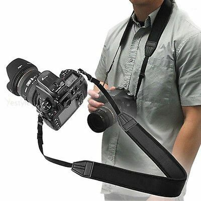 Camera Shoulder Neck Vintage Strap Belt for Sony Nikon Canon Olympus DSLR Top