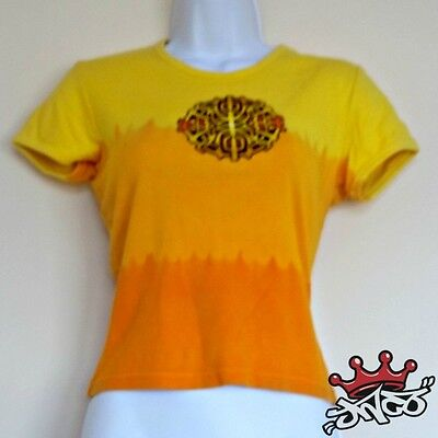 (630) Vintage 90s Slightly Used Jnco Tribal Tee - Size S, Small Sm, 1990s Grunge