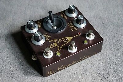Hungry Robot - The Karman Line - Ambient Modulation Delay - Joystick Pedal