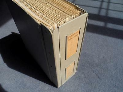 BAC SUD Concorde Original Maintenance Manuals in French Chapters 32 and 33 1973