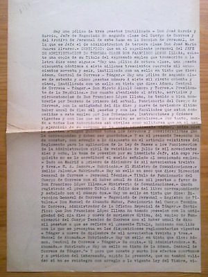 A129-Documento Presidente Republica Alacala Zamora Corr