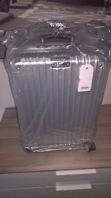 rimowa classic flight multiwheel cabin trolley iata 55 cm. Black Bedroom Furniture Sets. Home Design Ideas