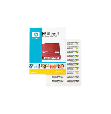 Label HP LTO2 Q2002A - Pack con 39 etiquetas