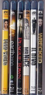 Blu ray Wholesale Lot of 720 blu ray  6 titles 120 each title