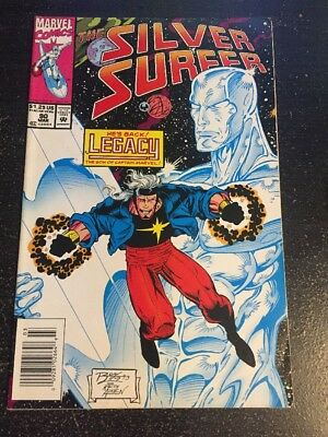 Silver Surfer#90 Incredible Condition 9.2(1994) Legacy Return, Ron Lim Cover!!