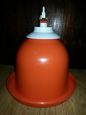 Turkey Duck Gamebird Quail Fount Pheasant Automatic Poultry Water