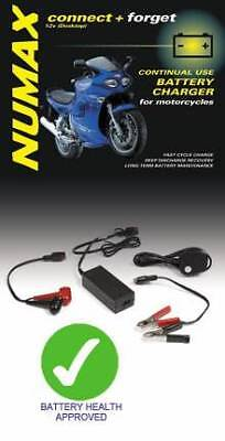 Numax Motorcycle Battery Charger 12V 2A