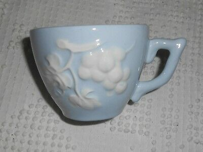 Stangl White Grape Pottery Tea Cup