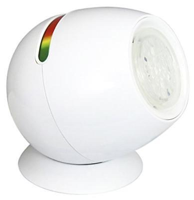 Ranex 6000.553 - Mini altoparlante Bluetooth con luce LED con cambio colore, col