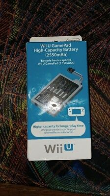 Wii U Official High Capacity Battery Nintendo Official High Capacity Battery