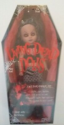 Demonique living dead doll series 10 Rare sealed. LDD
