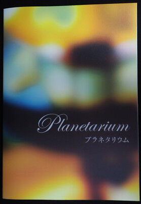 Planetarium (2016) Natalie Portman Movie Program Japanese brochure