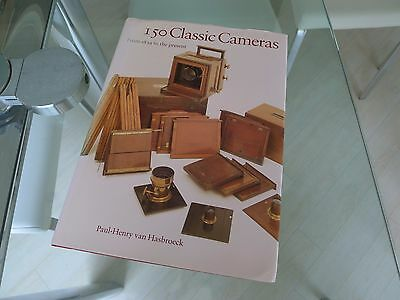 Leica, Nikon, Contax, Hasselblad & other - 150 Classic Cameras by Van Hasbroeck