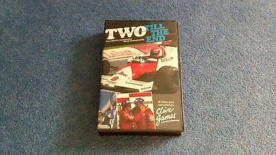 Formula One 1984 Championship VHS - Two Till the End